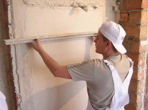 Ремонт штукатурки стен по ГЭСН: особенности составления сметы