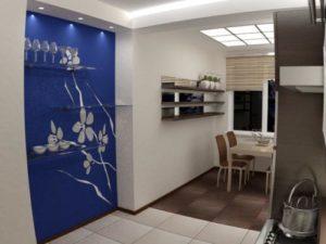 Ремонт кухни своими руками: отделка стен - выбираем материал
