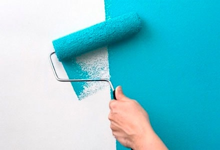 ремонт старых стен в частном доме