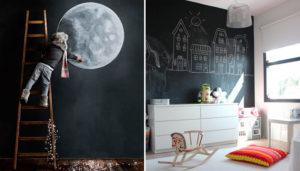 магнитная краска для стен детской