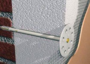 ремонт стен с утеплителем