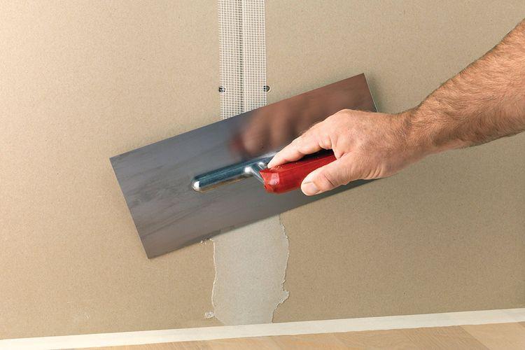 ремонт стен под ключ