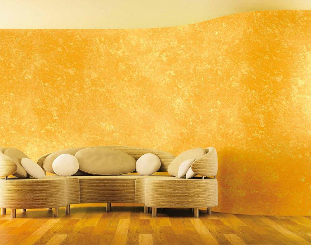 Ремонт внутренних стен декоративная штукатурка