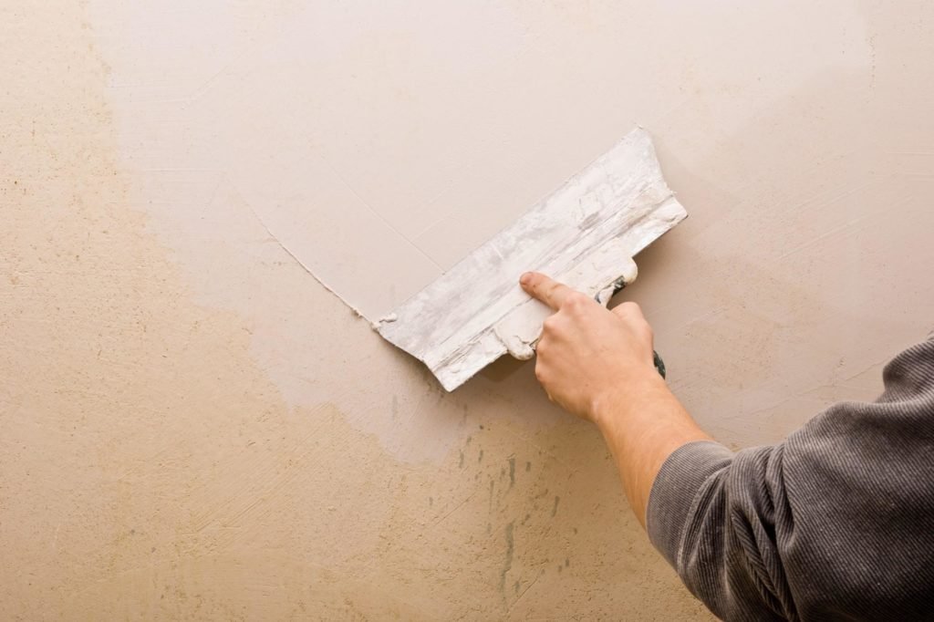 ремонт отдельных участков кирпичных стен