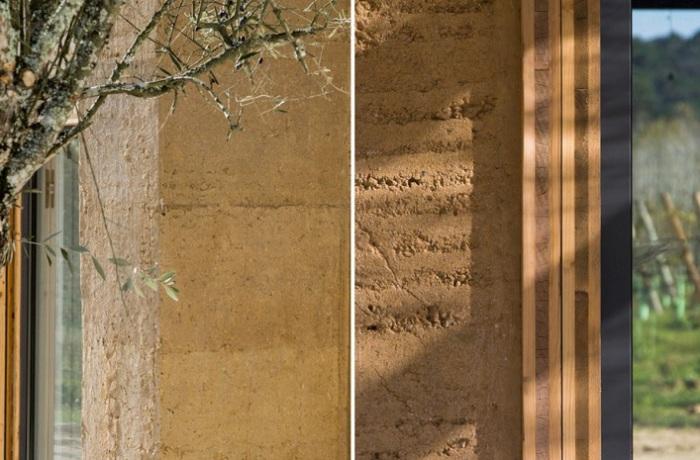 ремонт глинобитных стен