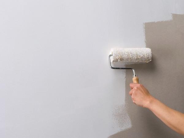 ремонт стен в квартире грунтовка