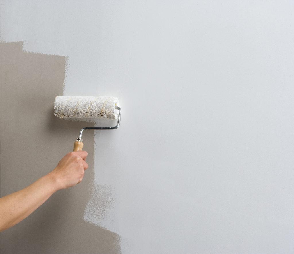ремонт стен своими руками в квартире