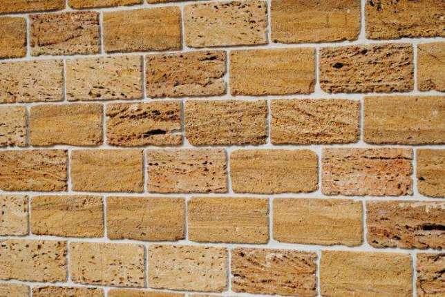 ремонт стен из ракушняка