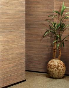 Использование бамбуковых панелей