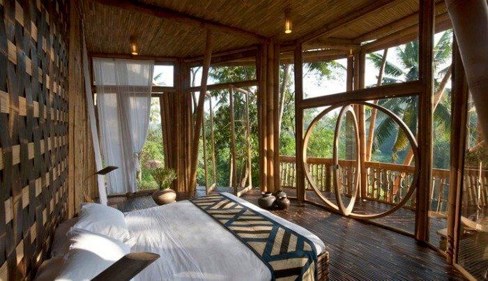 Происхождение бамбуковых панелей