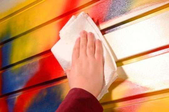 Антивандальная краска