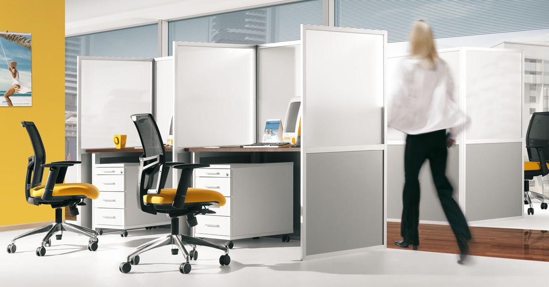 Офисные перегородки 1