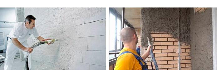 цементно-известняковая штукатурка