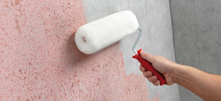 бетоноконтакт на стену