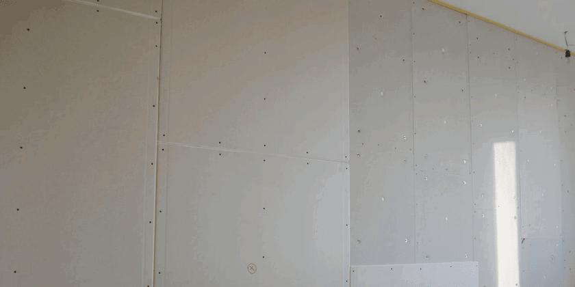 гипсокартоновые панели