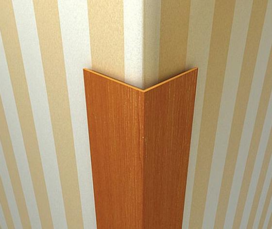 пластиковый уголок для стен