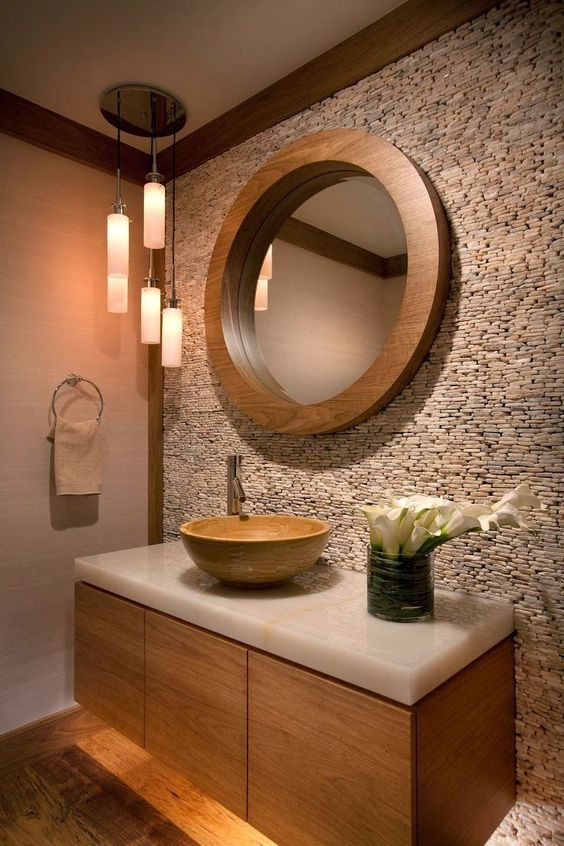 достоинства декоративного камня