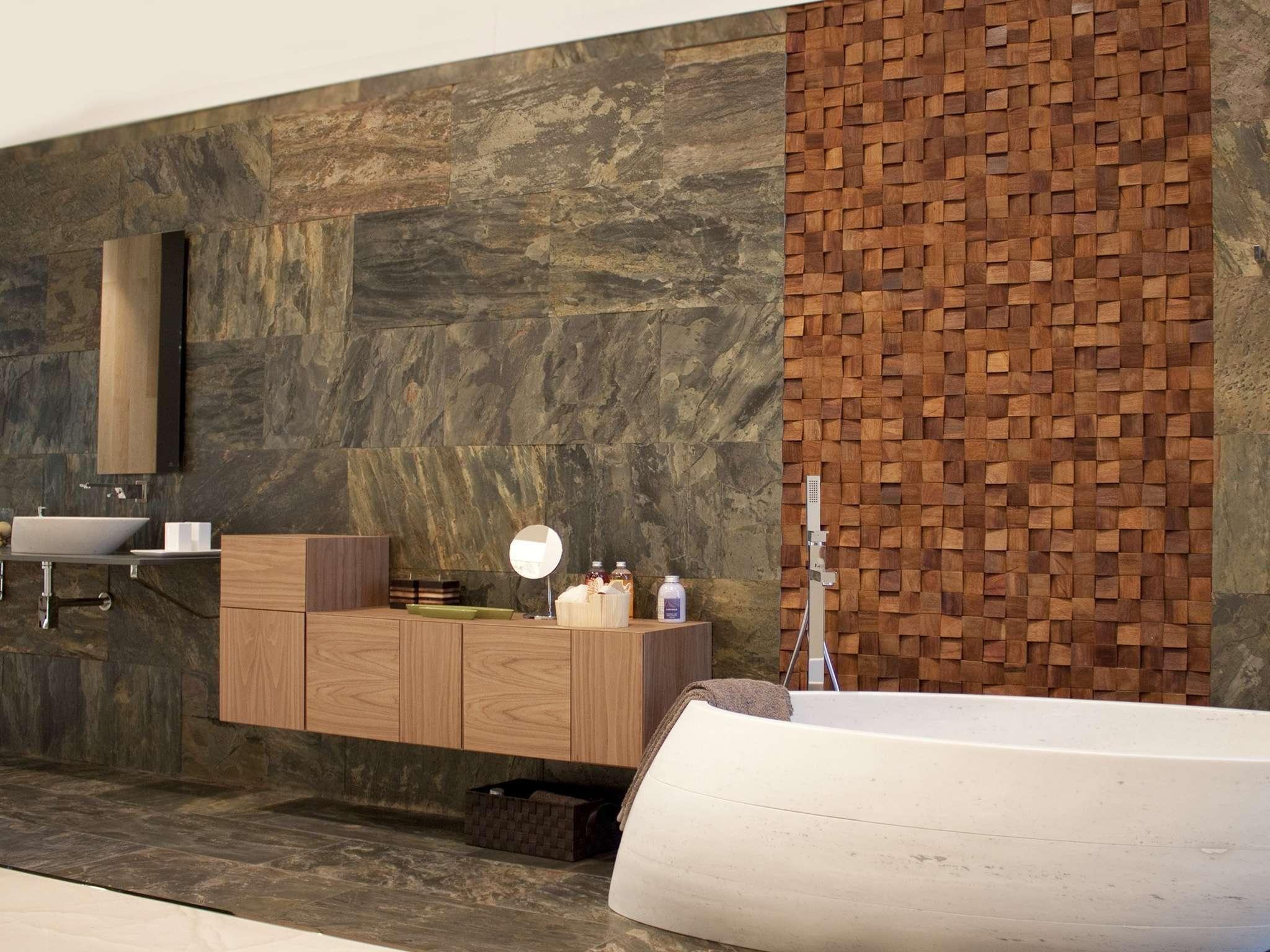 деревянная мозаика
