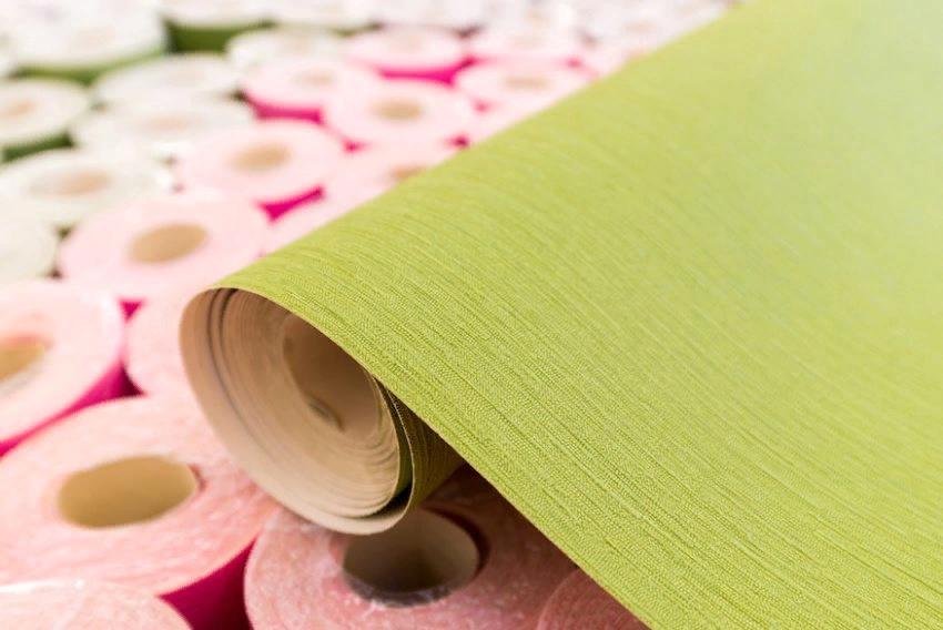 клей для бумажный обоев