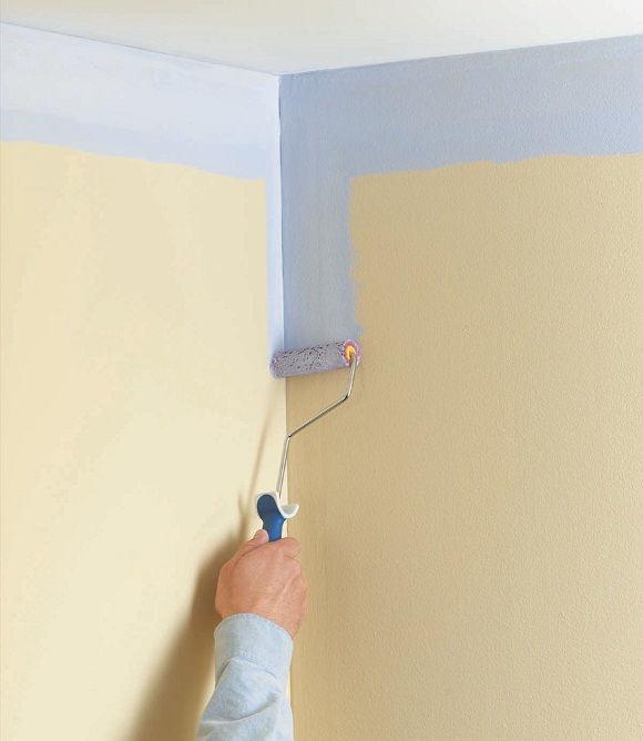 можно ли красить стены из гипсокартона без шпаклевки