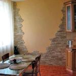 Ремонт кухни своими руками: отделка стен — выбираем материал