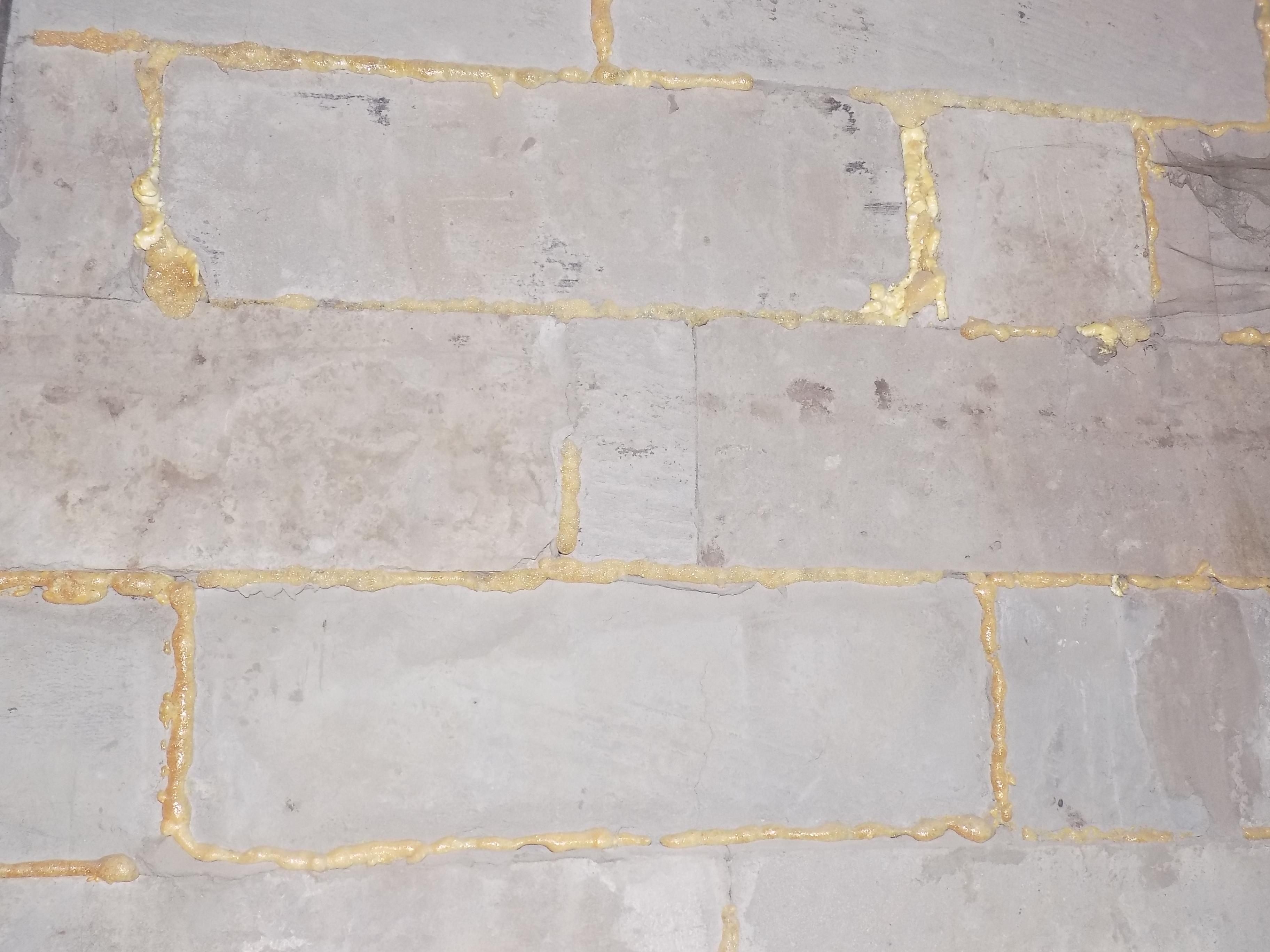 ремонт шлаколитых стен