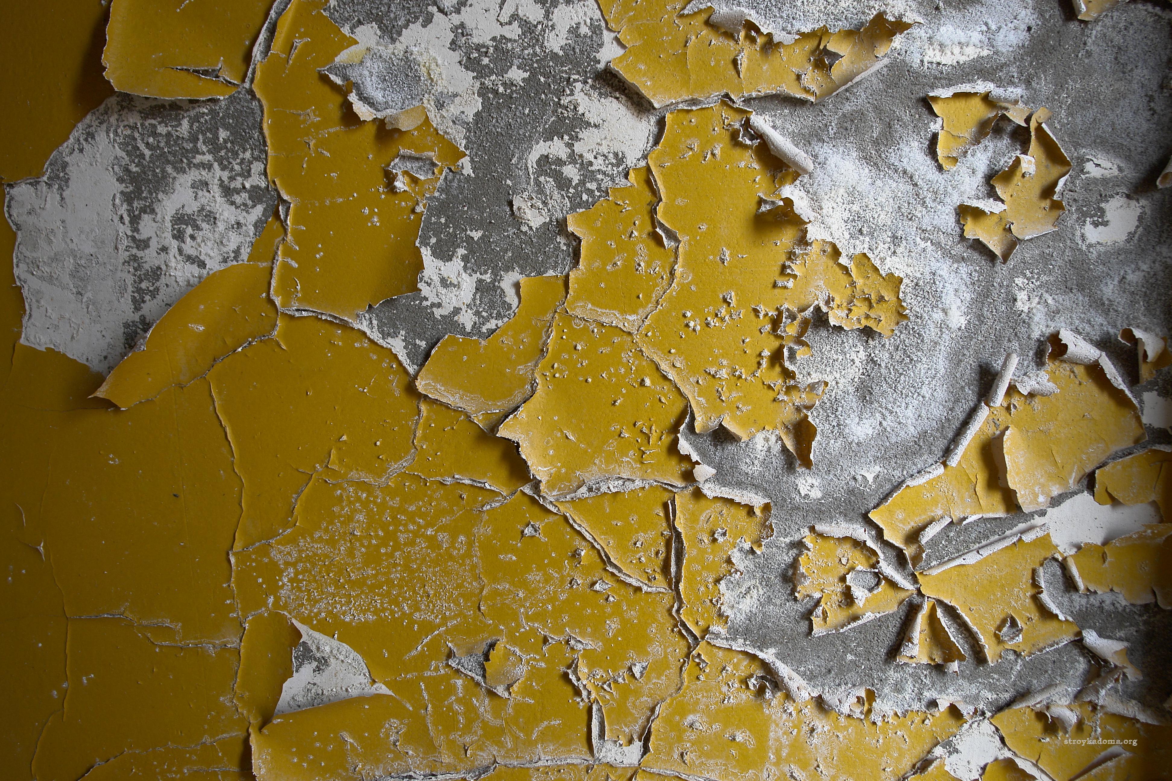 ремонт старых стен своими руками