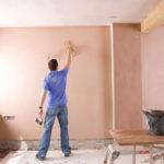 Ремонт стен и потолка в кухне: с чего начать?