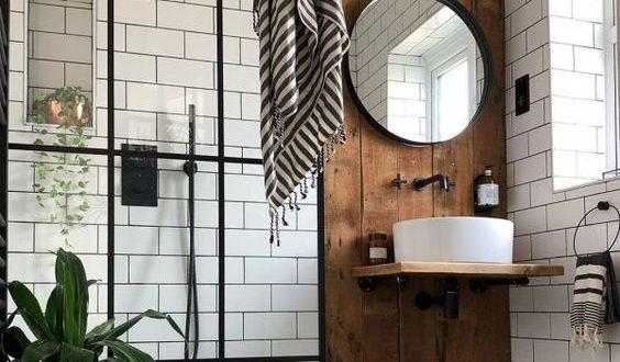 душевая перегородка в ванной