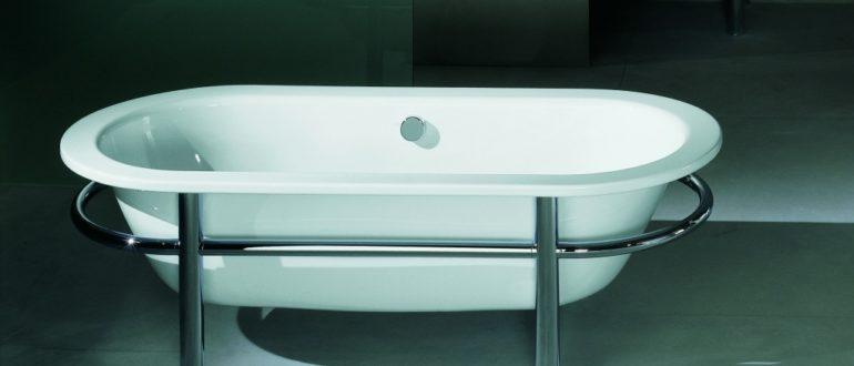 выбор материала ванны