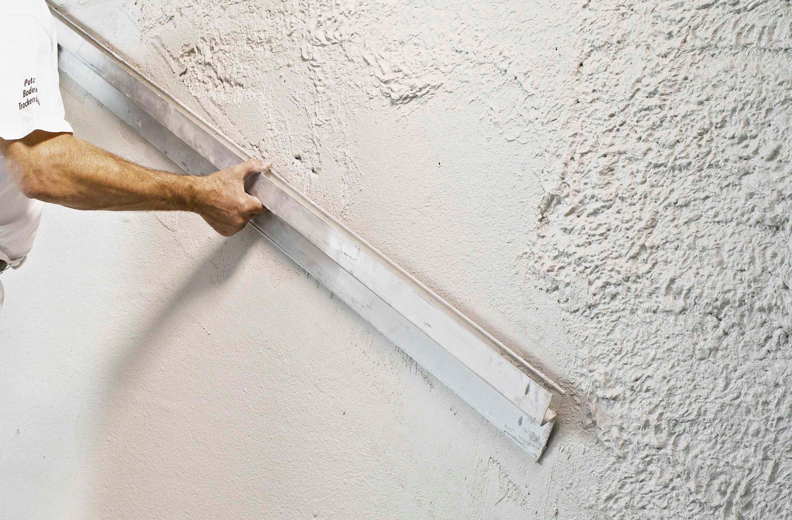 штукатурим стены